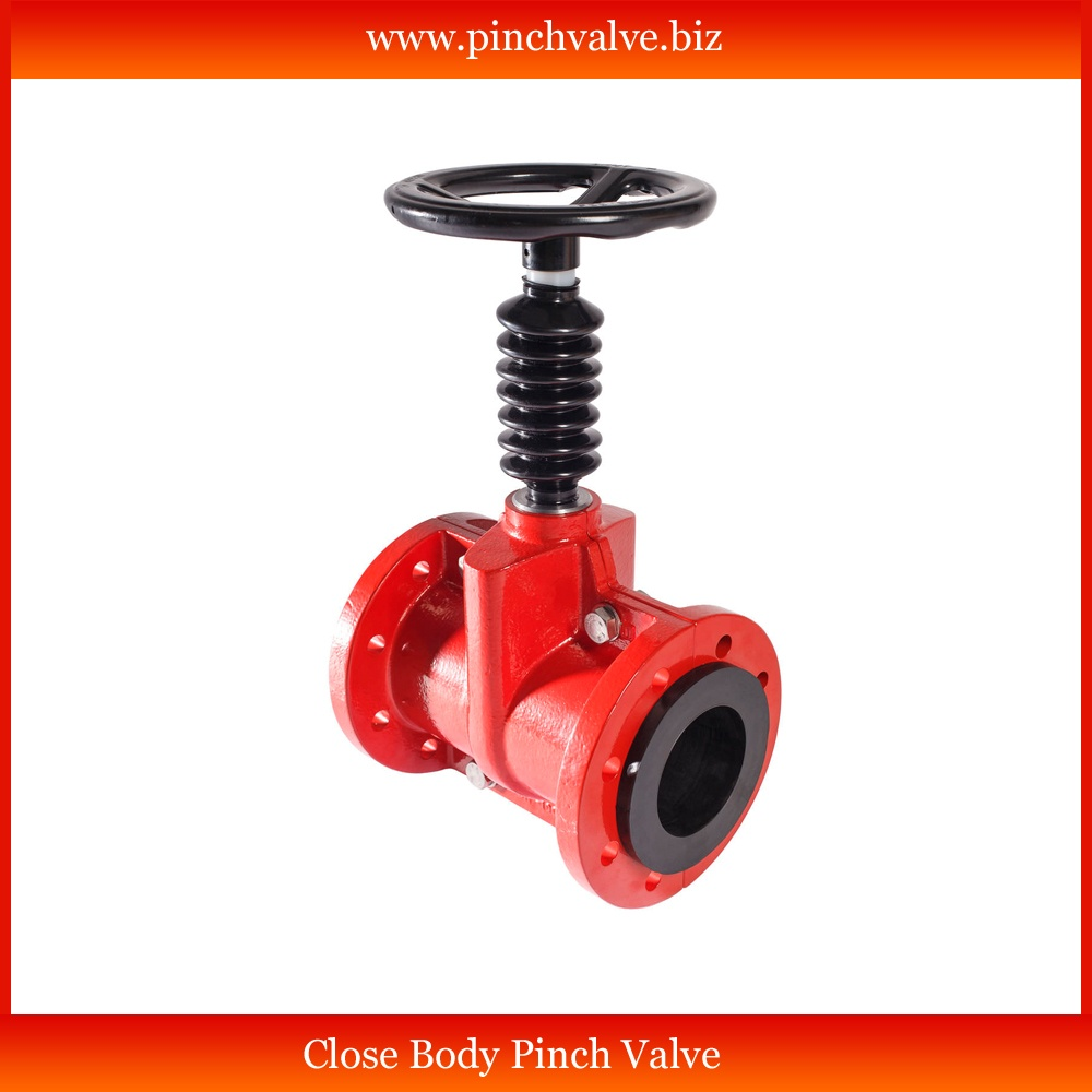 pinch valves in india