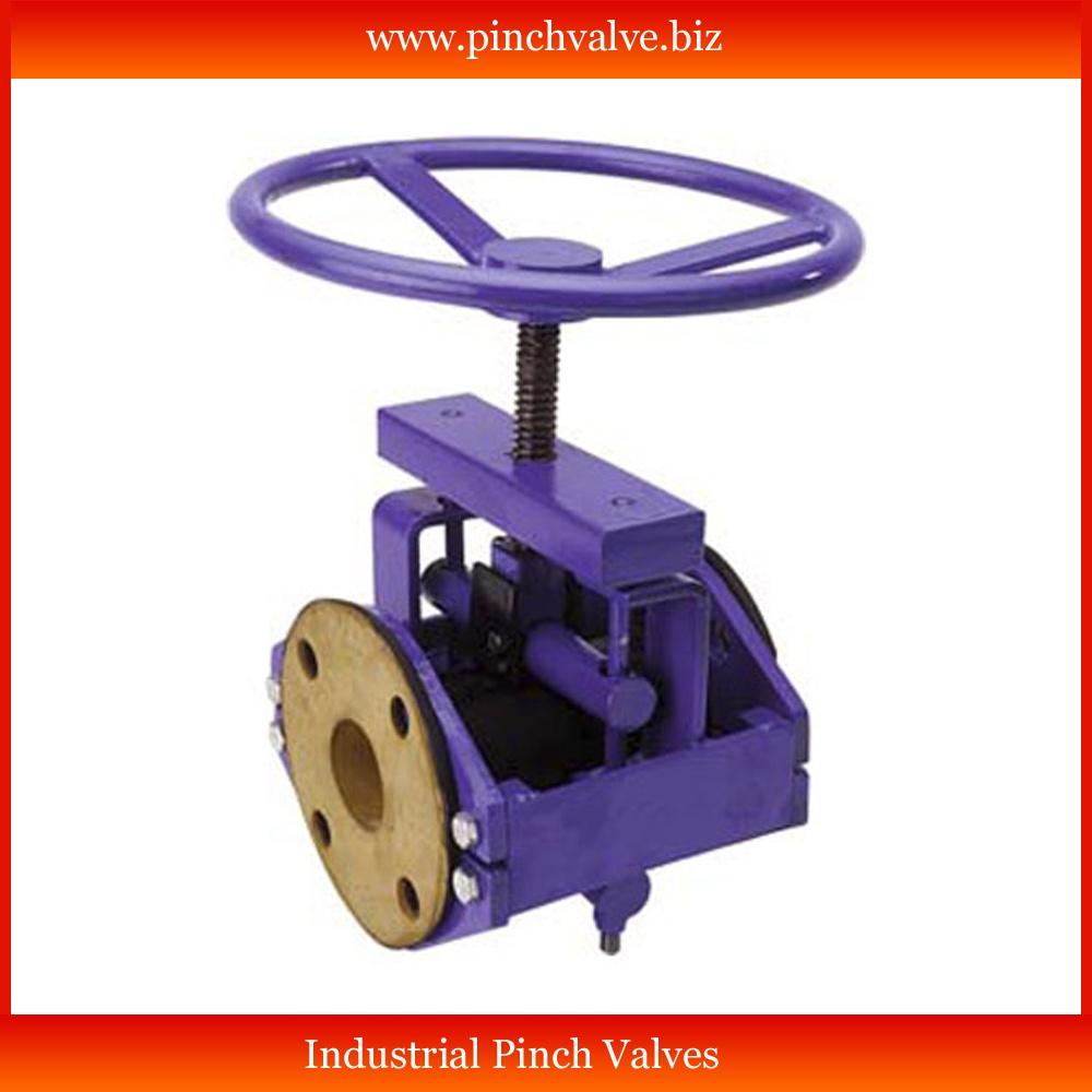 Industrial Pinch Valve