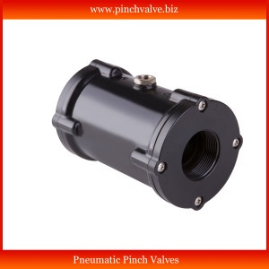 Pneumatic pinch velve North American Countries