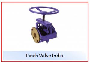 Pinch Valve Manufacturer India