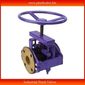 Industrial Pinch Valves