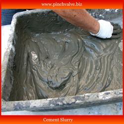 Cement Slurry Pinch Valve Manufacturer India