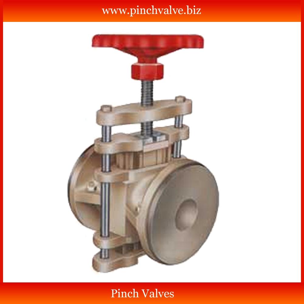 pinch valve in gujarat
