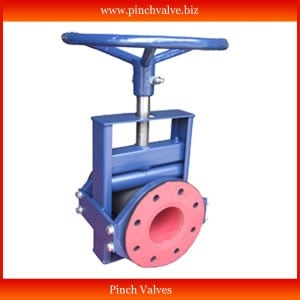 Open Body Pinch Valve in India