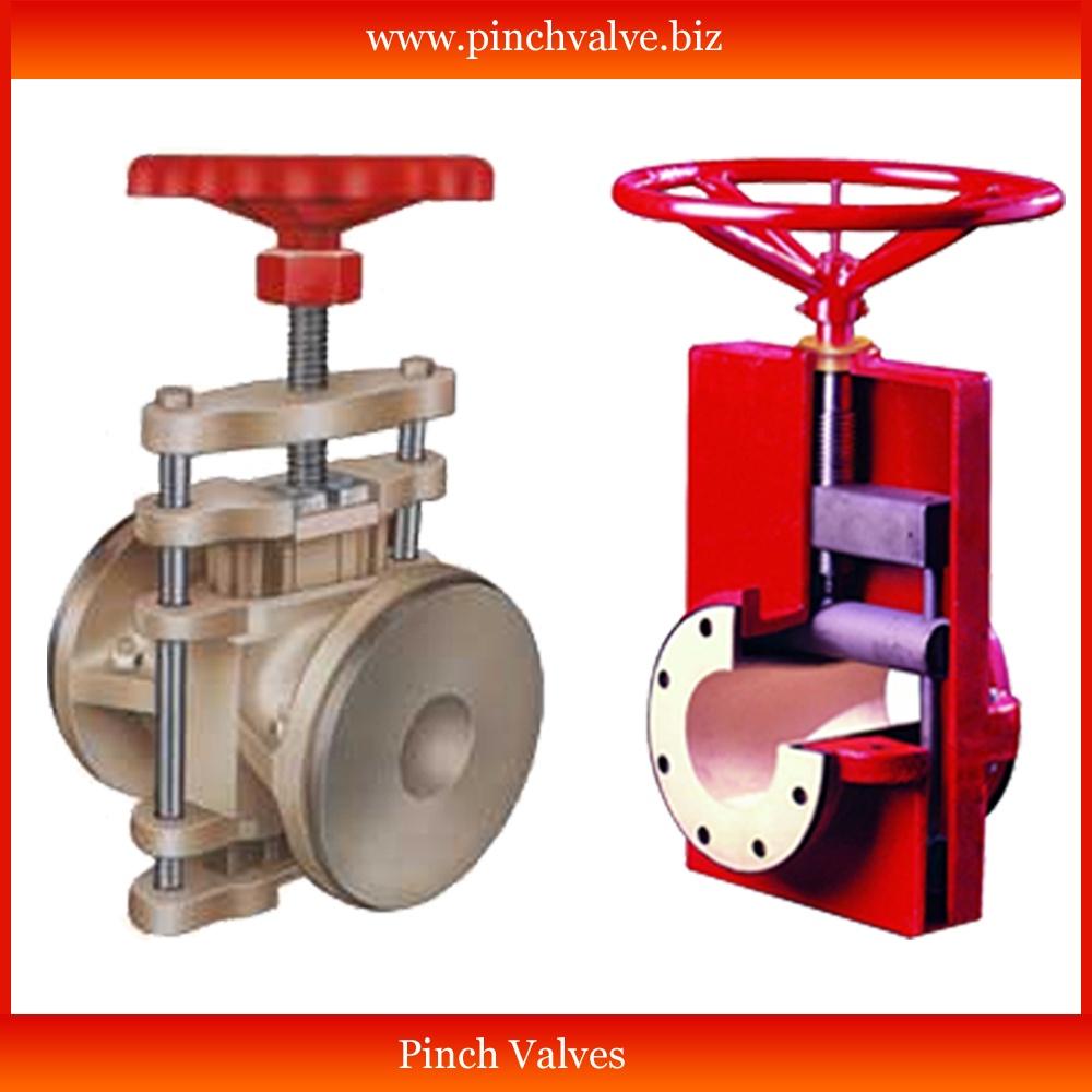 pinch valve manufacturer