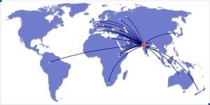 export of pinch valve