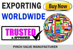 pinch valve  El Salvador