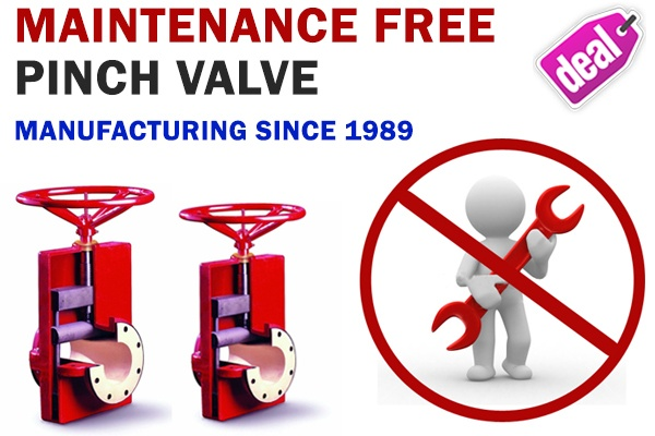 Pinch Valve Exporter in Guyana