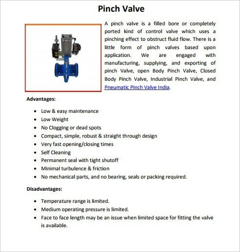 Pinch Valves Manufacturer In India