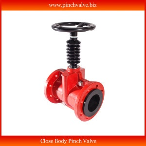 close body pinch valves Colombia