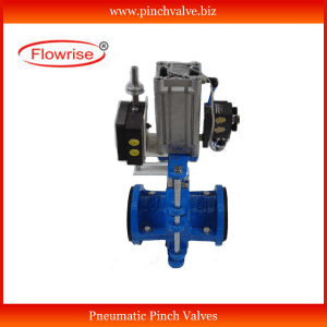 Air Operated Pinch Valves, pnumetic pinch valve