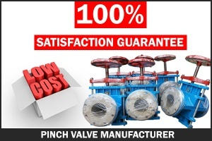 close body pinch valve Venezuela