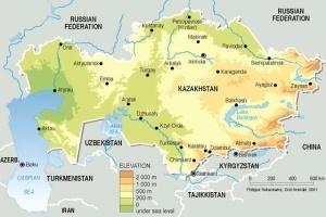 Industrial Pinch valves in Kazakhstan